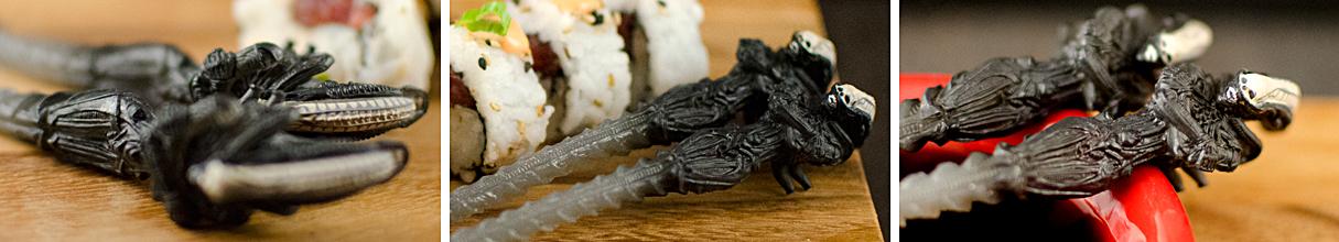 Aliens Chopsticks