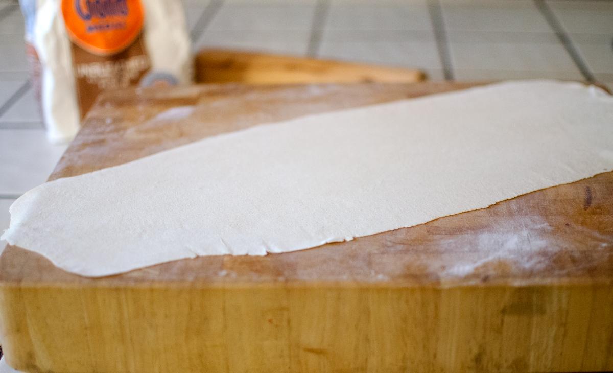 flatten-dough