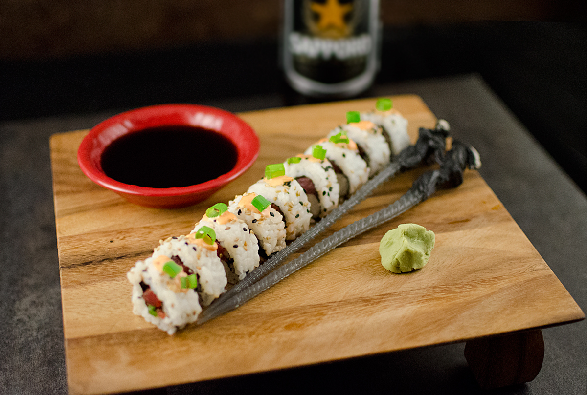 Spicy Tuna Roll Recipe